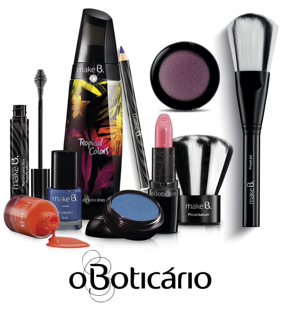 Girls with or whitout Bangs- Boticaro- Maquilhagem