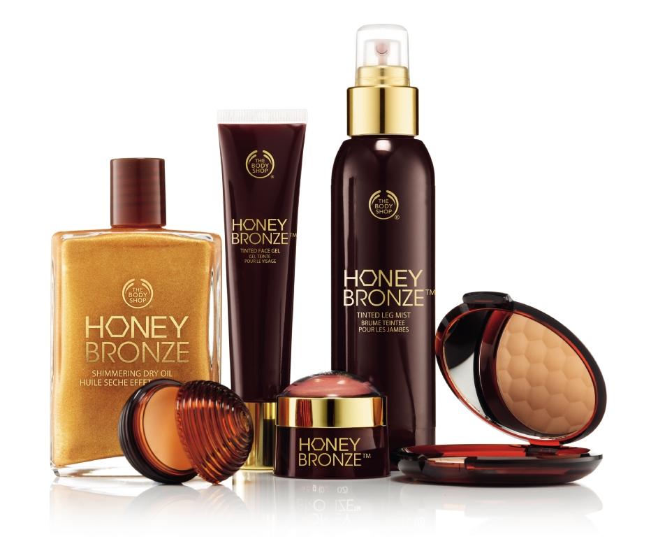 Honey Bronze Full Range